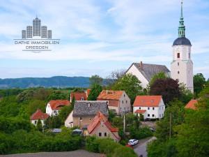 Immobilie Vorderhaus Wohneinheiten Gewerbeeinheiten - Dohna Sachsen