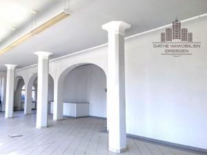 Ladeneinheit Heidenau - Gewölbedecke